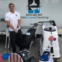 Carpet Cleaning by HWA