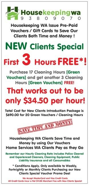 Perth Home Cleaning
